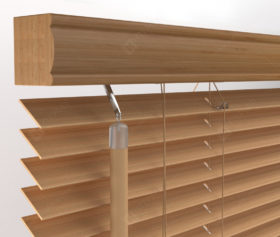 Бамбуковые жалюзи 25 мм, цвет 202